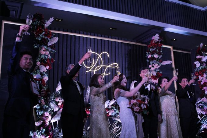 MC Wedding Intimate Suasana Restaurant Jakarta - Anthony Stevven by Anthony Stevven - 010