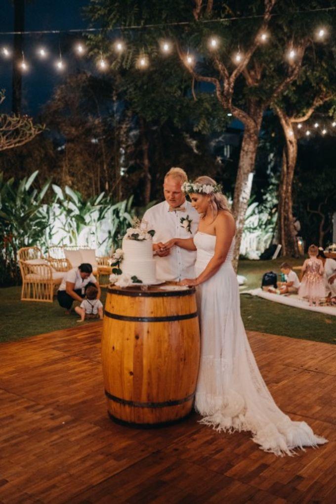 Kirsty & Mathew wedding by Bali Brides Wedding Planner - 027