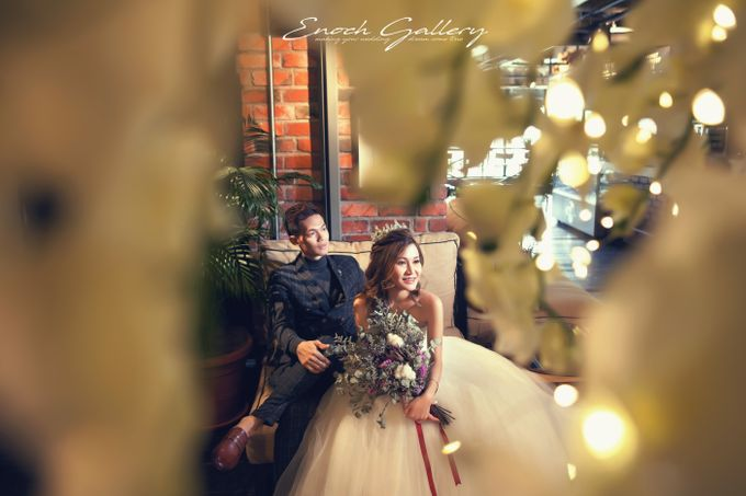 pre-wedding photography by Enoch Gallery - 001