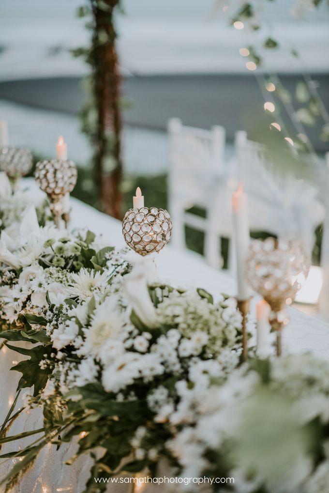 The wedding of Paschalia & Margita by Dona Wedding Decoration & Planner - 005