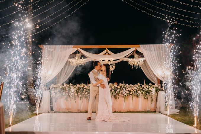 Eldon and Ivana Wedding on 14th December 2019 by The edge - 001