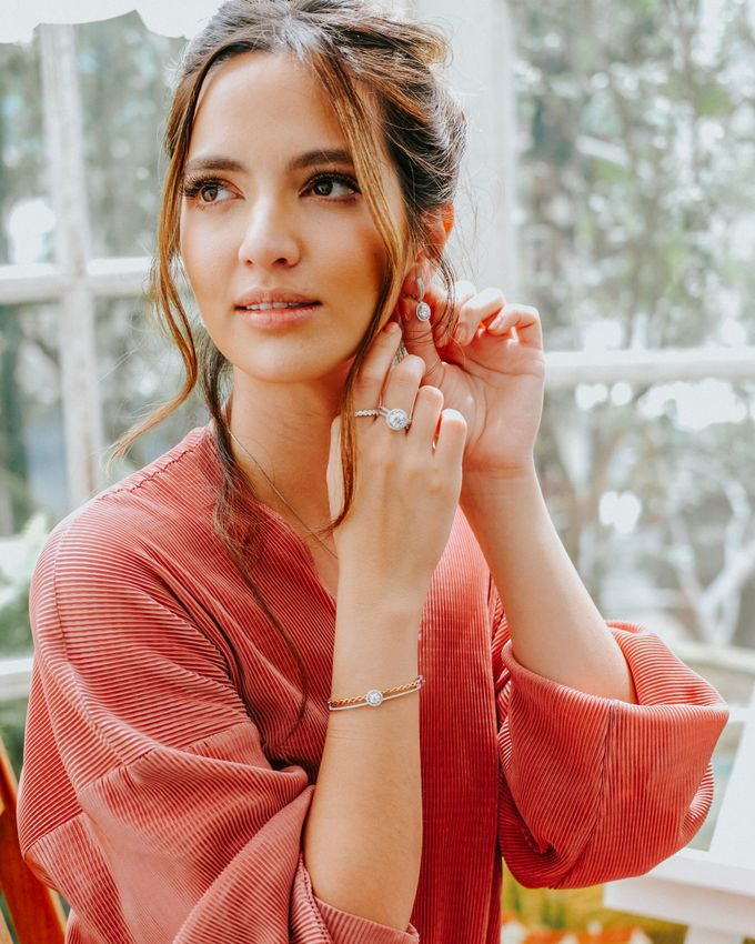 Rose D Amour Collection GIA and GemEx Certified by Adelle Jewellery - 009