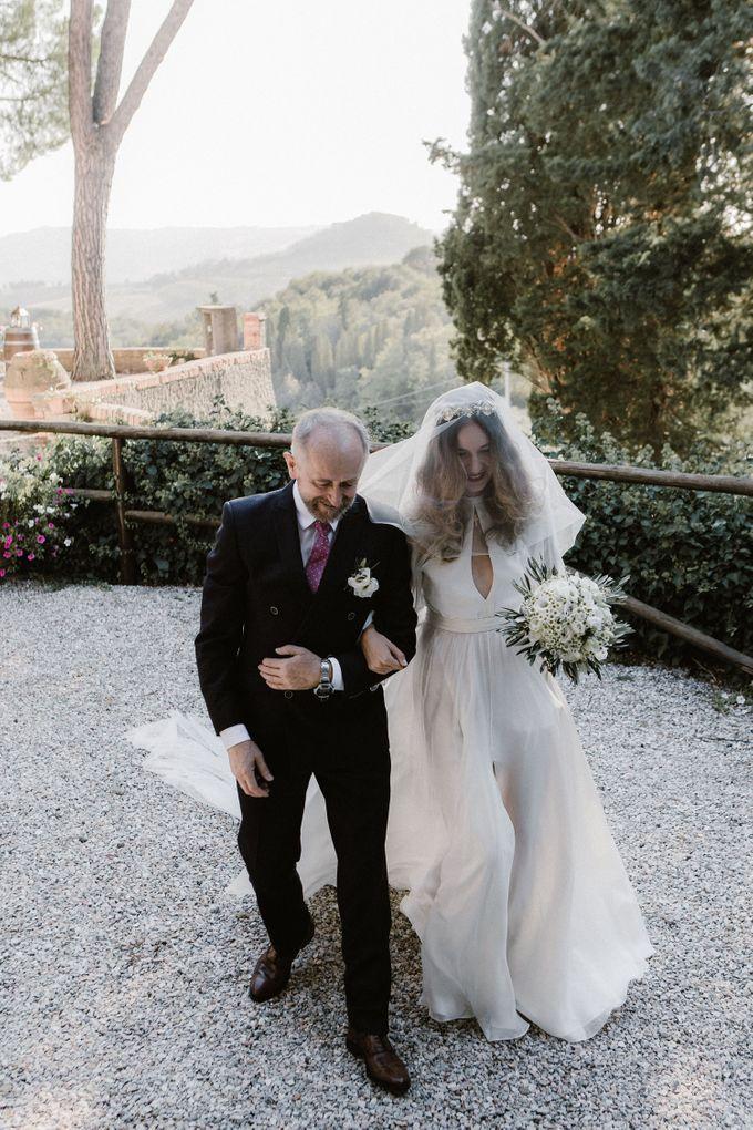 Alternative Wedding in Tenuta Mocajo in Tuscany  Italy by Fotomagoria - 027