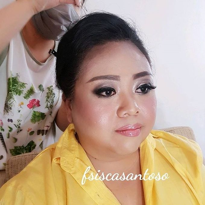 Makeup and Hairdo by fsiscasantoso_makeupartist - 002