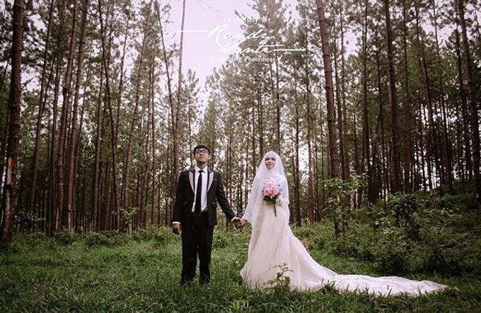 Prewedding & Wedding Session by Marshmellow Pictures - 004