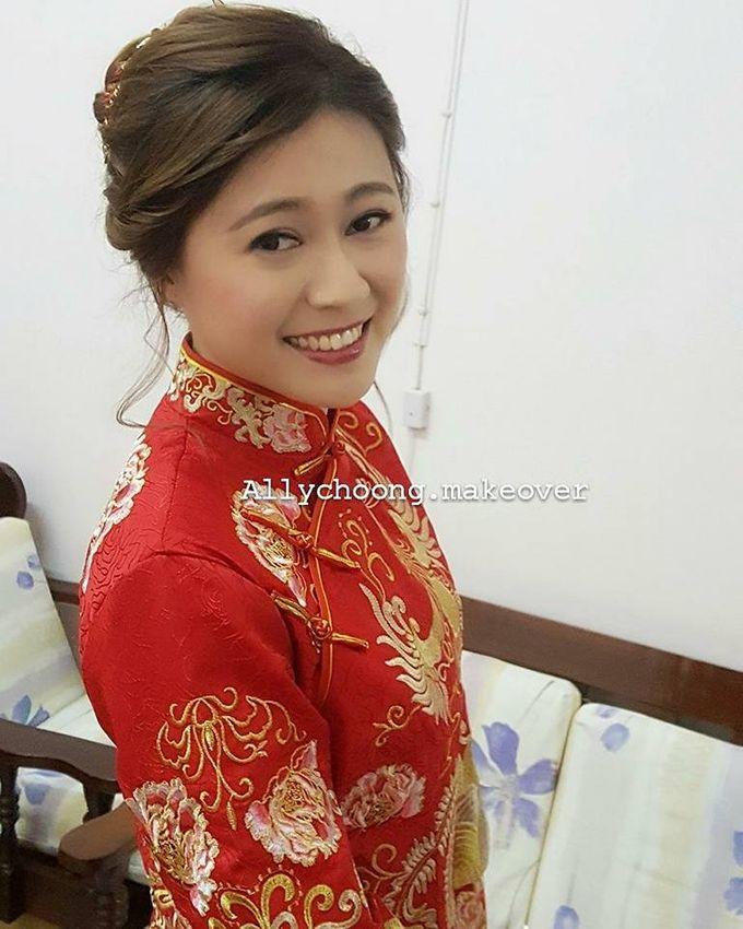 ALLY CHOONG BRIDAL MAKE UP & HAIR STYLING by Ally Choong . Make Over - 027
