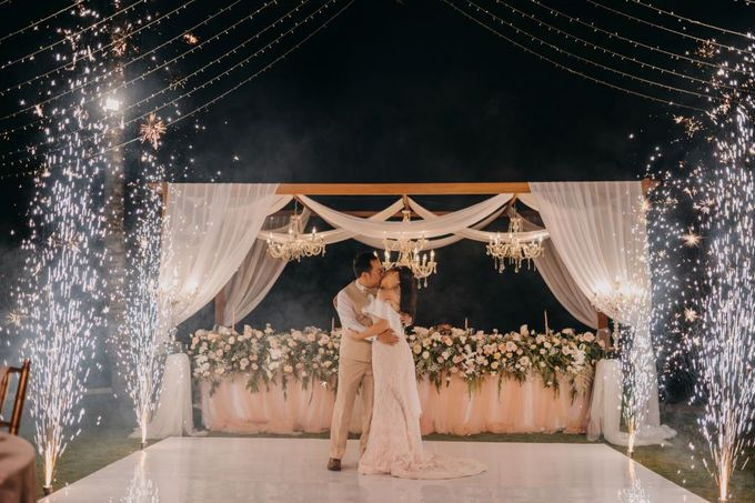 Eldon and Ivana Wedding on 14th December 2019 by The edge - 003