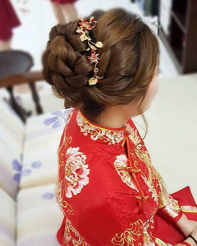 ALLY CHOONG BRIDAL MAKE UP & HAIR STYLING by Ally Choong . Make Over - 028