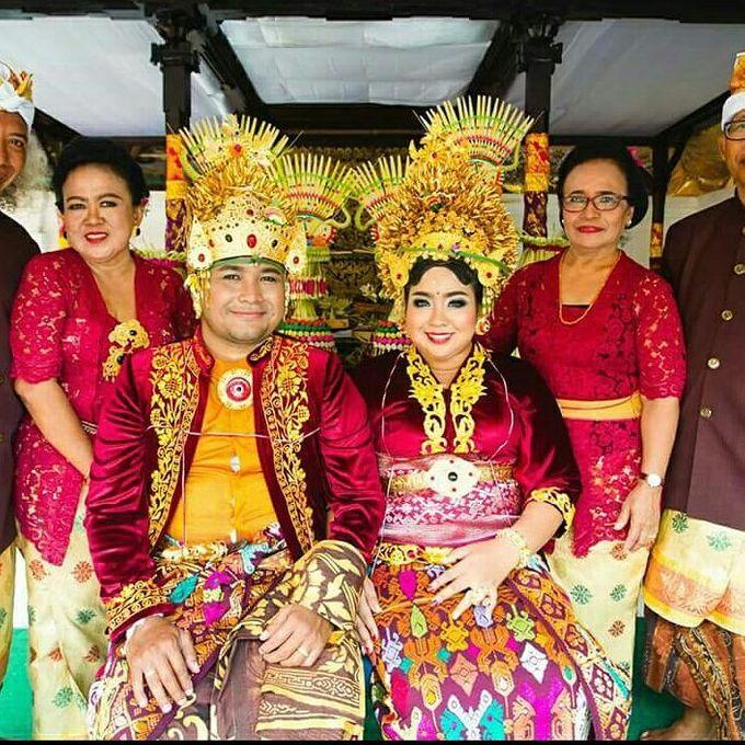 The Wedding Bagus And Kemala by Flo Wedding Organizer - 004