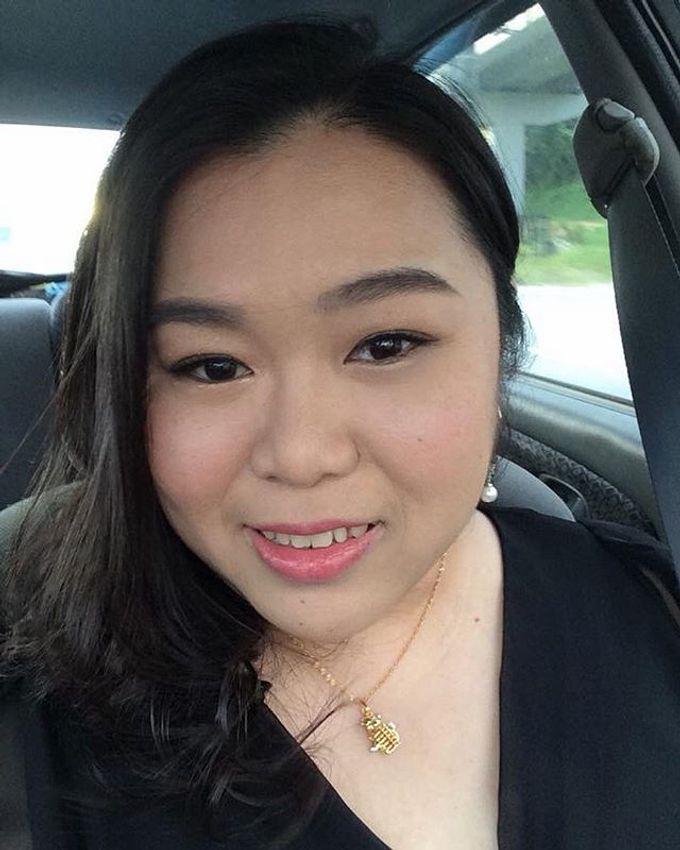 Occasion makeover by Jocelyn Tan Make Up - 003