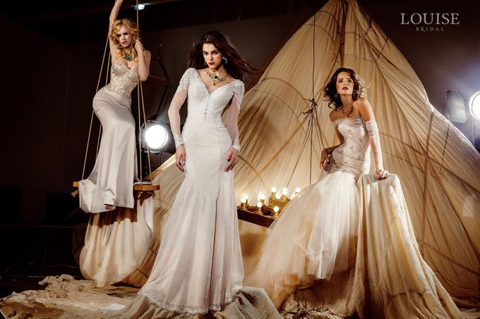"Louise Bridal 2016 ""Magic sails"" by Louise Bridal - 001"