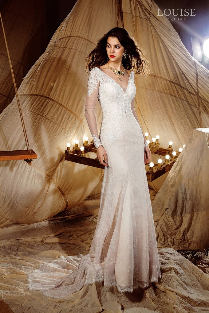 "Louise Bridal 2016 ""Magic sails"" by Louise Bridal - 002"
