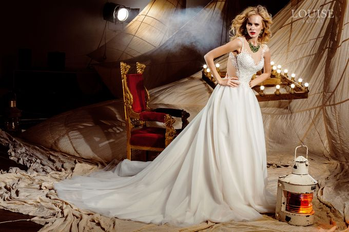 "Louise Bridal 2016 ""Magic sails"" by Louise Bridal - 003"