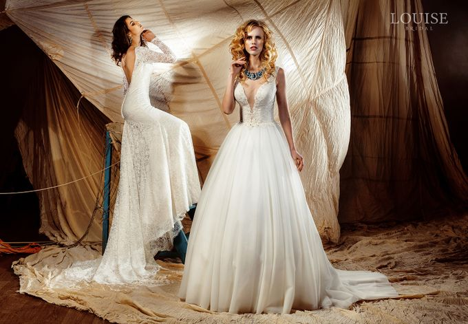 "Louise Bridal 2016 ""Magic sails"" by Louise Bridal - 004"