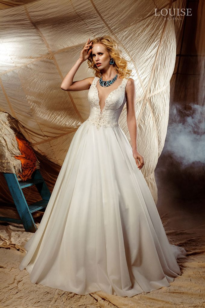 "Louise Bridal 2016 ""Magic sails"" by Louise Bridal - 005"