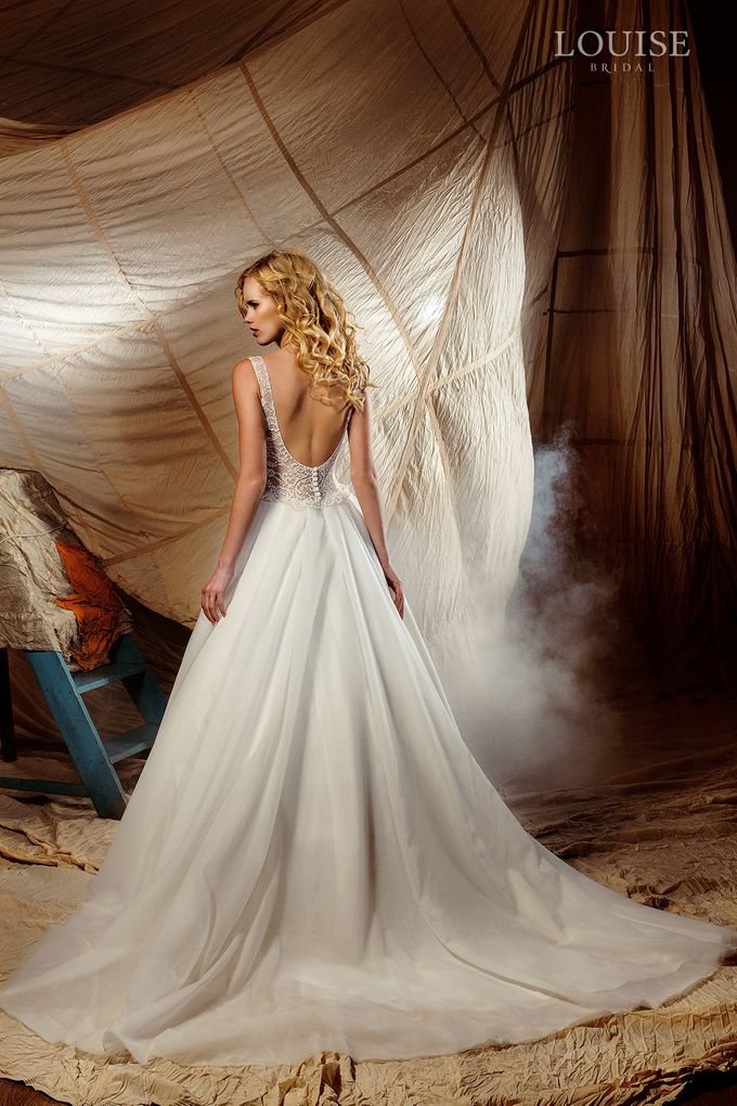 "Louise Bridal 2016 ""Magic sails"" by Louise Bridal - 007"