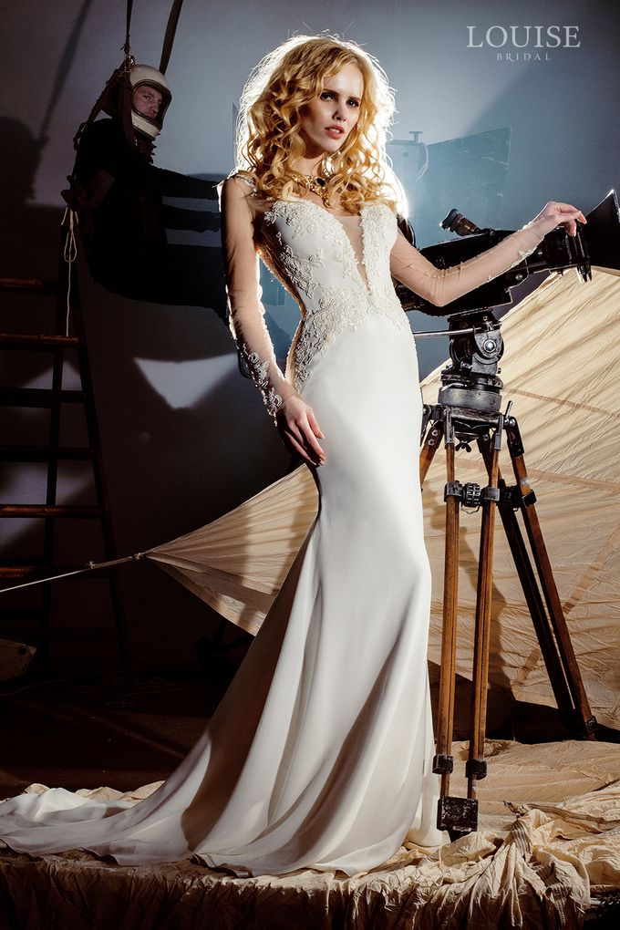 "Louise Bridal 2016 ""Magic sails"" by Louise Bridal - 011"