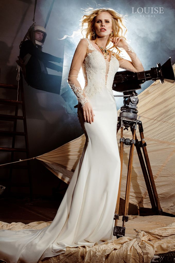 "Louise Bridal 2016 ""Magic sails"" by Louise Bridal - 013"