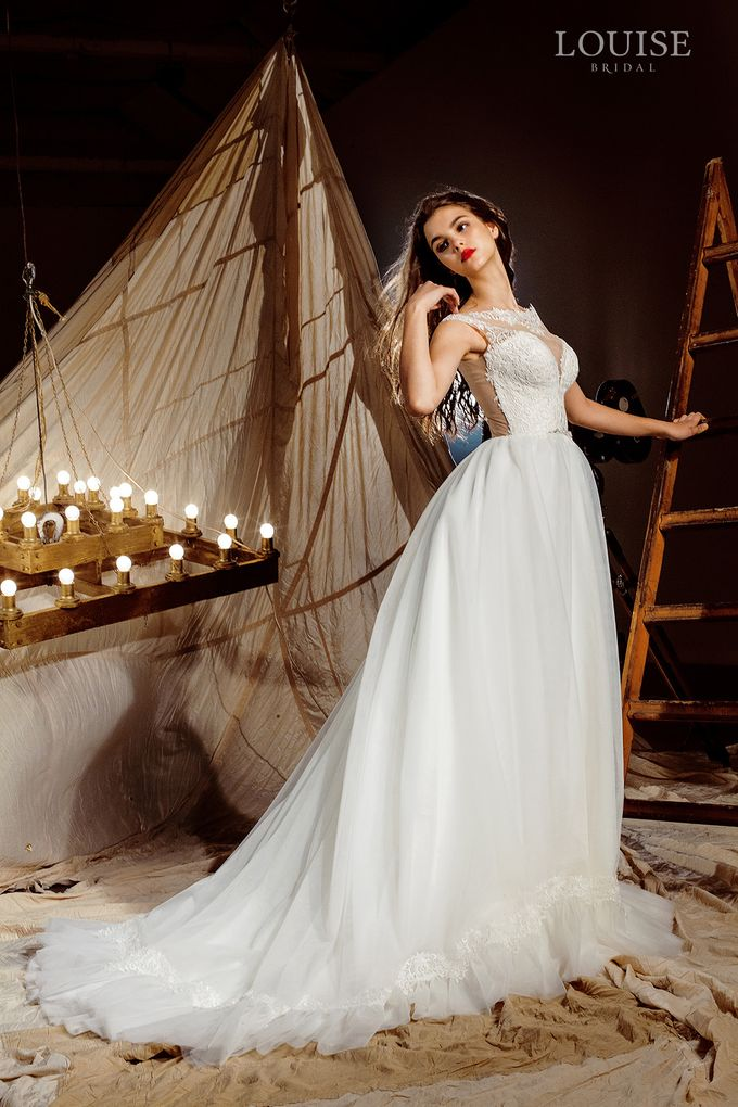 "Louise Bridal 2016 ""Magic sails"" by Louise Bridal - 016"