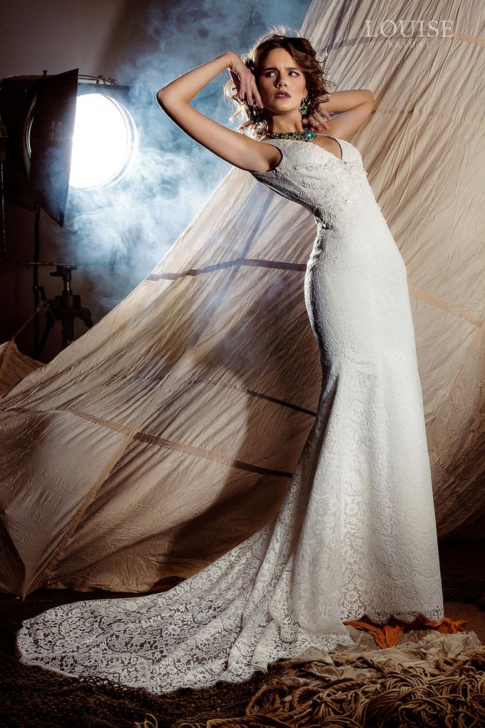 "Louise Bridal 2016 ""Magic sails"" by Louise Bridal - 017"