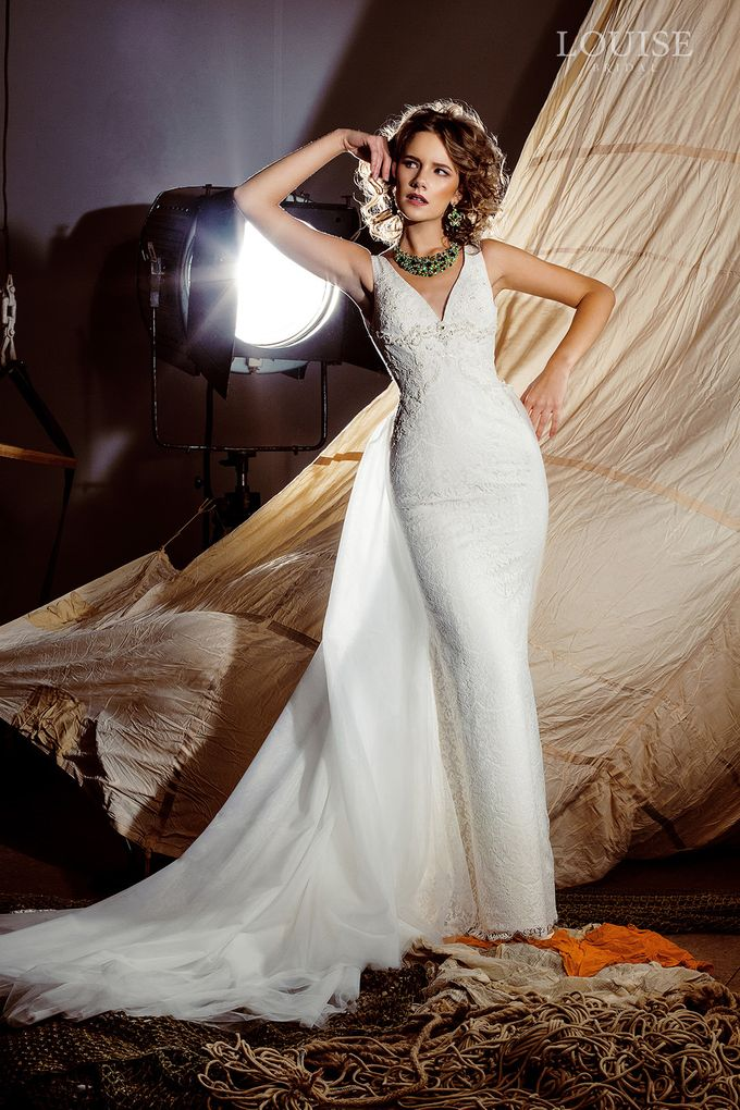 "Louise Bridal 2016 ""Magic sails"" by Louise Bridal - 018"