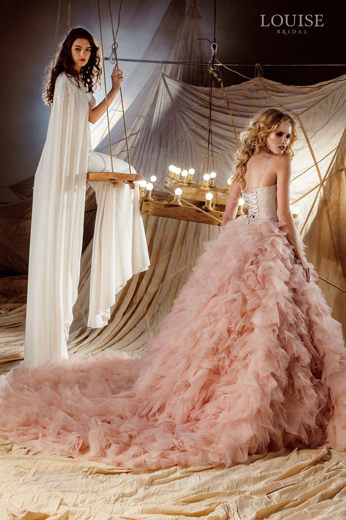 "Louise Bridal 2016 ""Magic sails"" by Louise Bridal - 020"