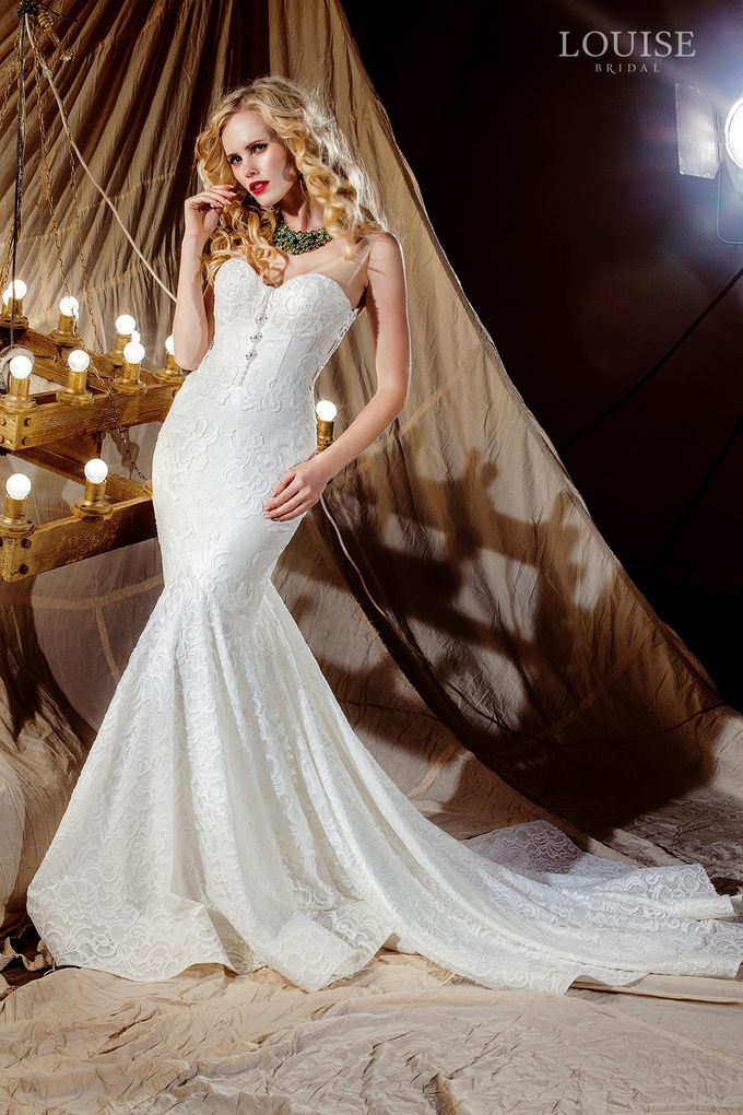 "Louise Bridal 2016 ""Magic sails"" by Louise Bridal - 021"