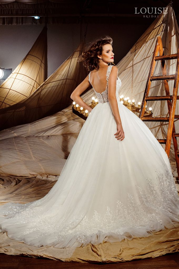 "Louise Bridal 2016 ""Magic sails"" by Louise Bridal - 024"