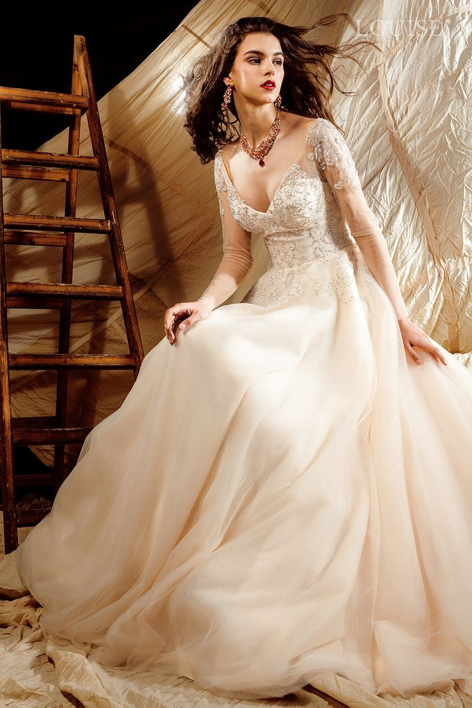"Louise Bridal 2016 ""Magic sails"" by Louise Bridal - 025"