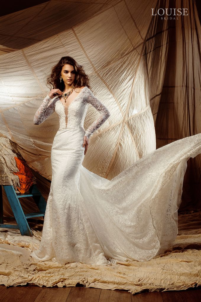 "Louise Bridal 2016 ""Magic sails"" by Louise Bridal - 029"