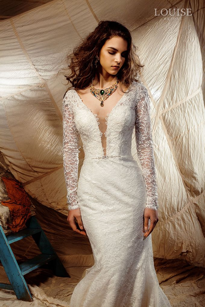 "Louise Bridal 2016 ""Magic sails"" by Louise Bridal - 030"