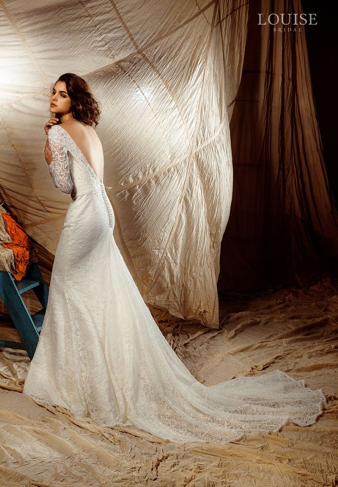 "Louise Bridal 2016 ""Magic sails"" by Louise Bridal - 031"