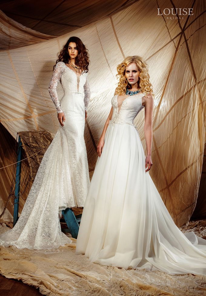"Louise Bridal 2016 ""Magic sails"" by Louise Bridal - 032"