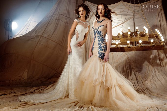"Louise Bridal 2016 ""Magic sails"" by Louise Bridal - 033"