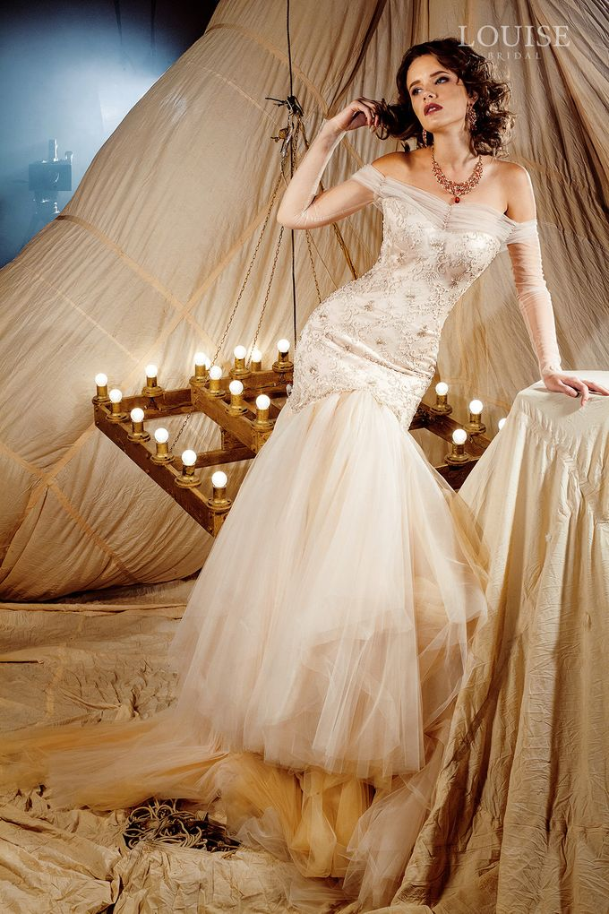 "Louise Bridal 2016 ""Magic sails"" by Louise Bridal - 035"