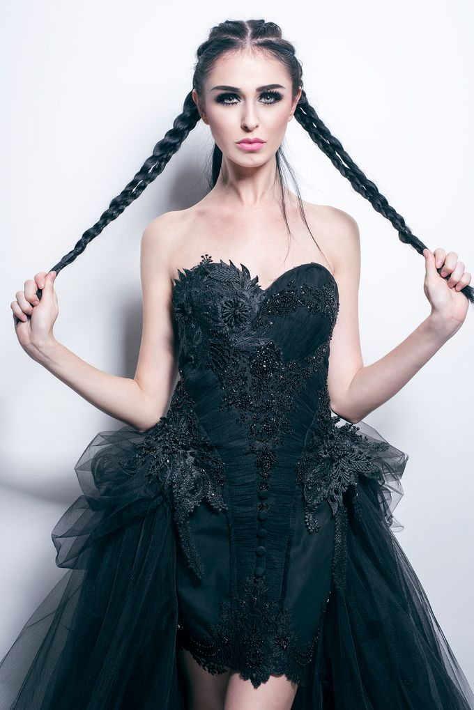 Black Collection by Crystal Clarissa - 004