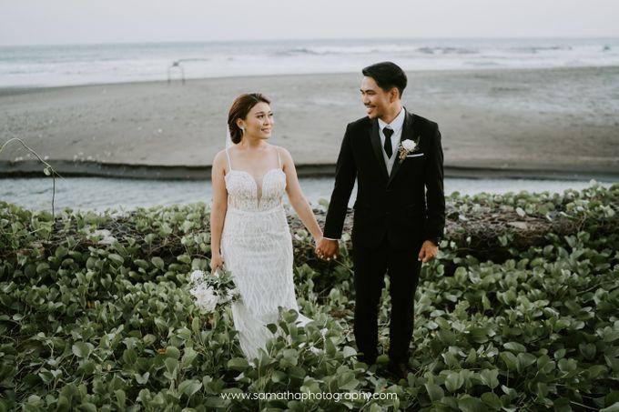 The wedding of Paschalia & Margita by Dona Wedding Decoration & Planner - 013