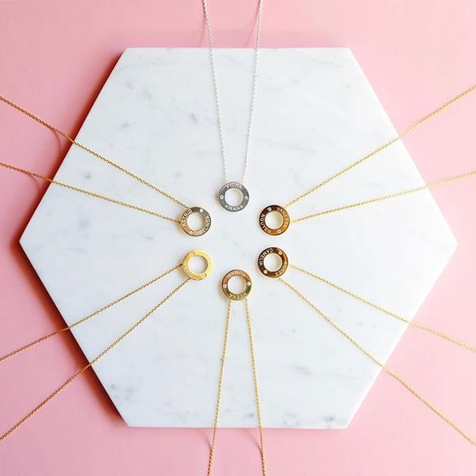 CARA NECKLACE by LINCA Jewellery - 003