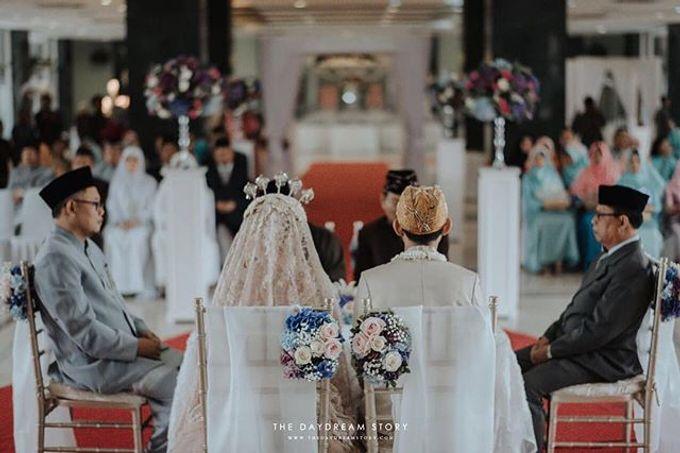 Maria & Auni by Ans Wedding Service & Priyan Decor - 003