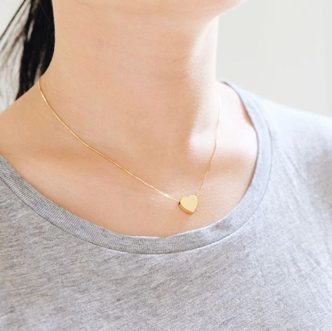Heart Necklace by LINCA Jewellery - 005