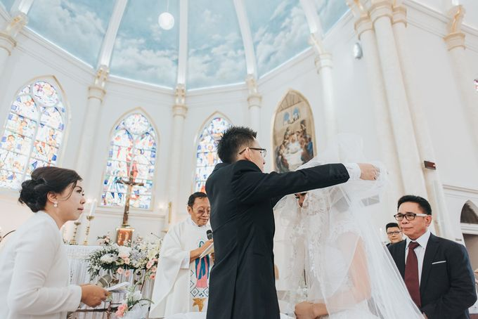 Wedding Of Alex & Olvi by My Day Photostory - 030