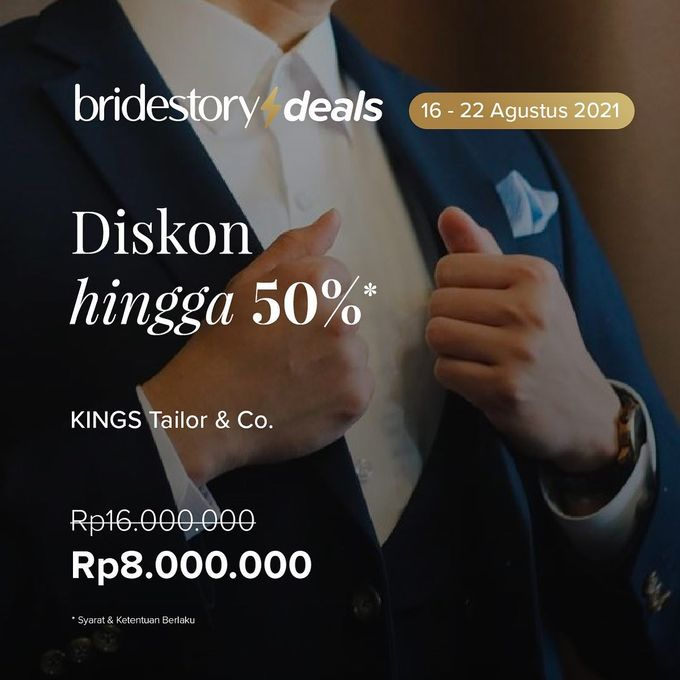 Kings Tailor & Co. July 2021 by KINGS Tailor & Co. - 010