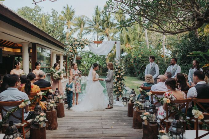 Intimate Wedding in Canggu by Silverdust Decoration - 031