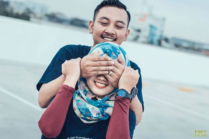 Prewedding & Wedding Session by Marshmellow Pictures - 012
