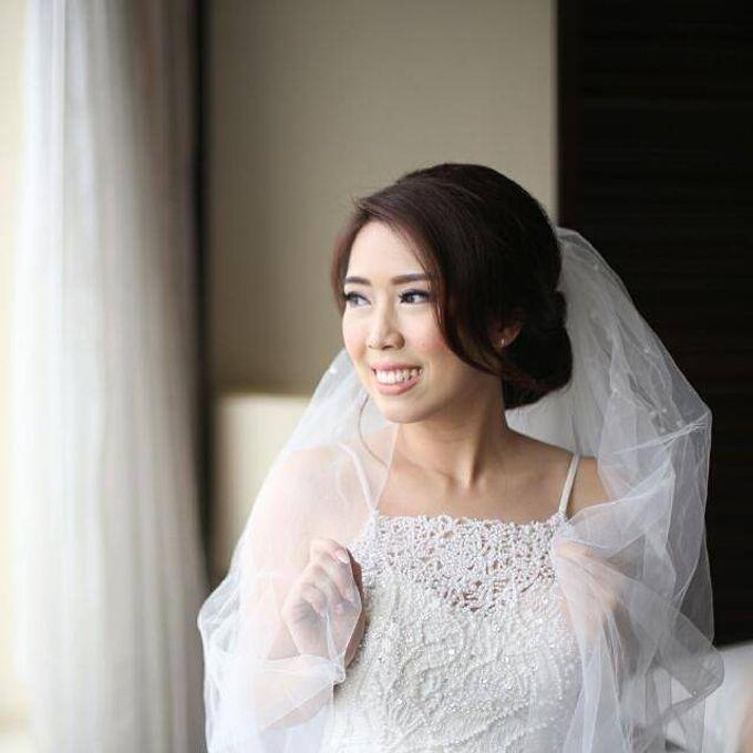 Natural MAKE UP For BRIDE by Marsia Yulia Signature. Natural and Korean Make Up Specialist. - 001