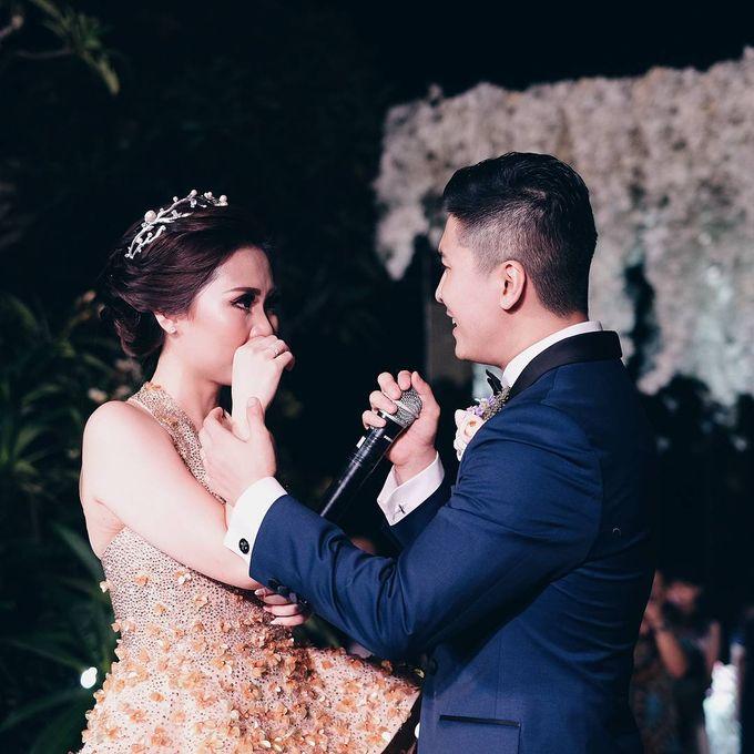 Michael Alinskie and Sherly Fausta Wedding by Rumah Luwih Beach Resort - 002
