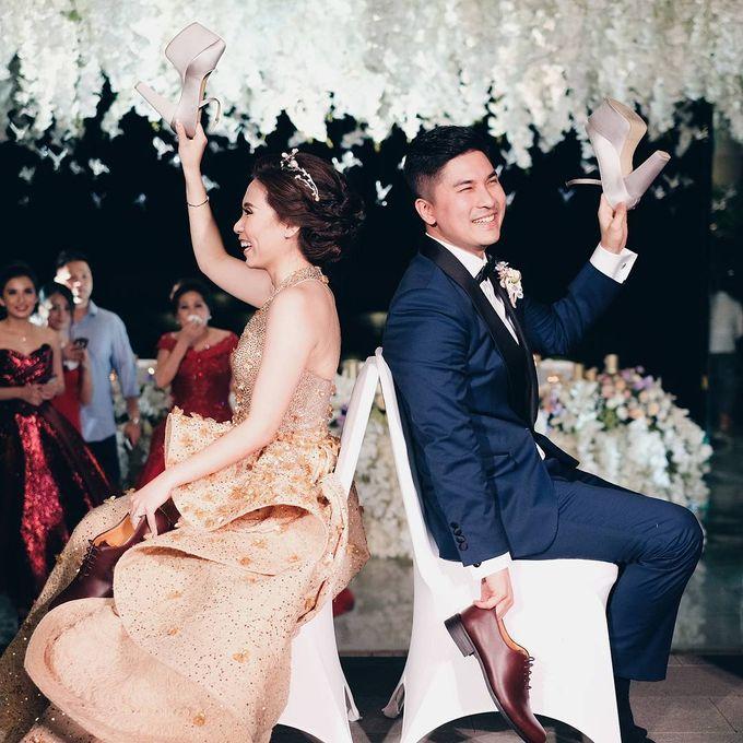 Michael Alinskie and Sherly Fausta Wedding by Rumah Luwih Beach Resort - 003