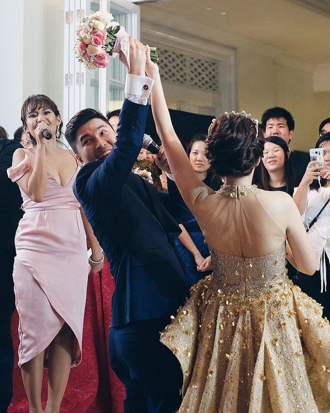 Michael Alinskie and Sherly Fausta Wedding by Rumah Luwih Beach Resort - 008