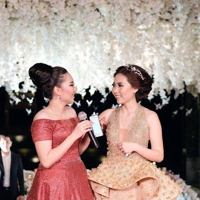 Michael Alinskie and Sherly Fausta Wedding by Rumah Luwih Beach Resort - 010