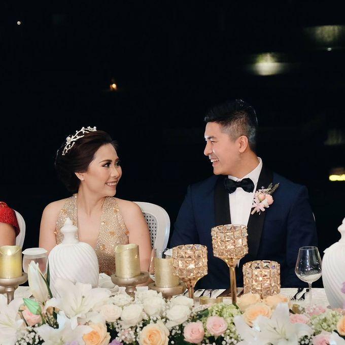 Michael Alinskie and Sherly Fausta Wedding by Rumah Luwih Beach Resort - 013